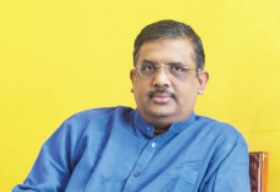 S Swaminathan, Co-Founder & CEO, Hansa Cequity